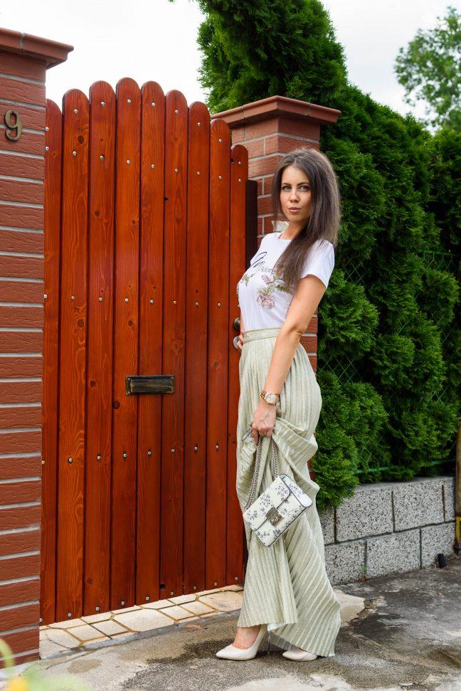 MP Design Плисирана пола Официални рокли София