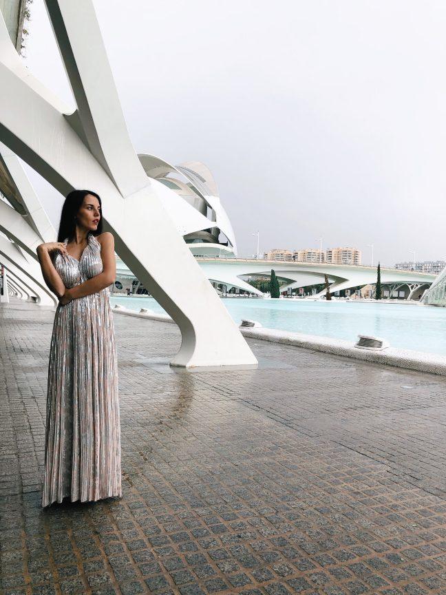 MP Design Плисирана рокля Официални рокли София
