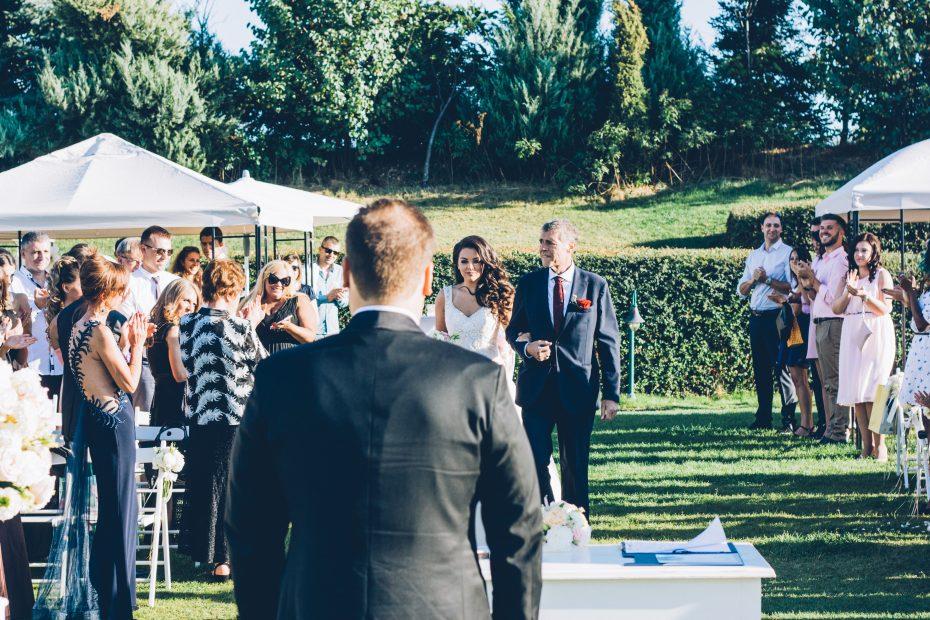 Сватбите на открито са разрешени