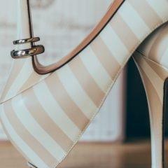 сватбените обувки