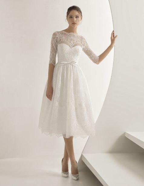 Булчински рокли София луксозни рокли от Испания 2021 Булчински рокли